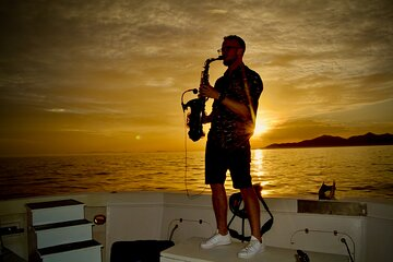 All Inclusive Sunset Cruise with Live Saxophone Player The Best Sunset Cruise!