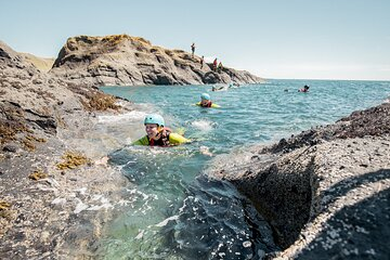Coasteering Adventure from Edinburgh