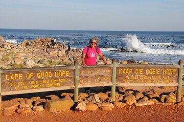 Cape of Good Hope-Cape Point & Penguins Private Tour from Cape Town
