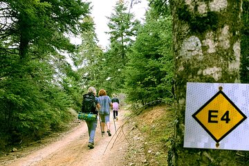 8-Day Halfboard Activity Tour of Delphi, Meteora & Pelion with Hike, Bike & Sail