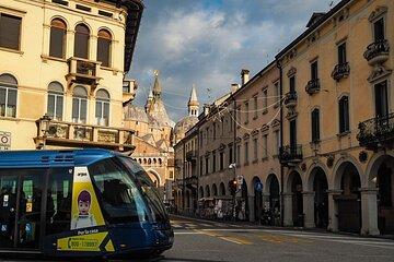 Padua, Prato della Valle and Saint Anthony Basilica