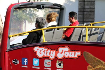 Turibus Hop On - Hop Off Mexico City Tour