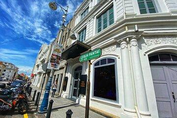 Georgetown Heritage Penang Tour and Trishaw Ride