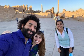 Save 10.00%! Full-Private Guided Day Tour to Luxor from Cairo by flight from Cairo or Giza hotels