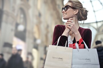 Private Shopping Tour in Athens