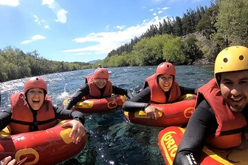 Private Hydrospeed Tour in Chimehuin River