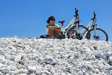Pisa tour by bike : The Road To The Sea