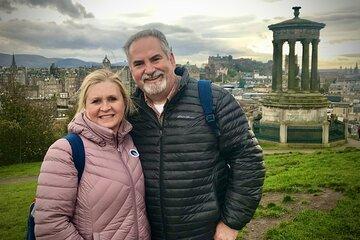 Edinburgh Private Tour with a Local Guide, Highlights & Hidden Gems ★★★★★