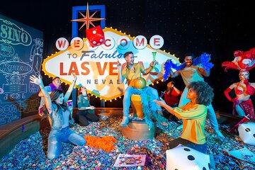 Las Vegas Super Saver: Madame Tussauds Admission plus Meal at Hard Rock Cafe