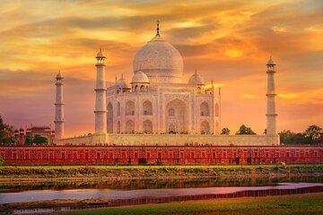 Golden Triangle in 4 Days ex-Hyderabad (Delhi-Agra-Jaipur): Private Luxury Tour