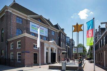 Amsterdam: Jewish Cultural Quarter Entrance Ticket