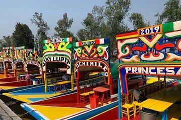 Xochimilco Neighborhood Highlights Private Tour