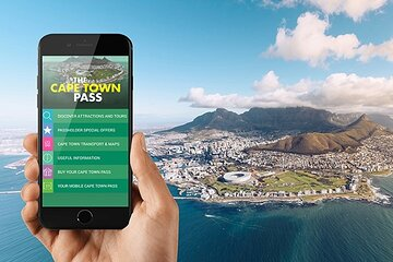 NEW: The Cape Town SmartPass, Save, Explore, See much more....