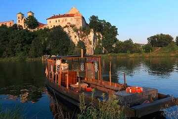 Small-Group Krakow City Cruise on Historical Boat