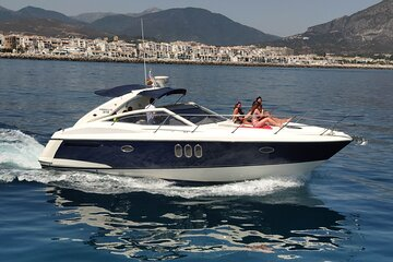 Private Half-Day Luxury Boat Trip from Puerto Banus