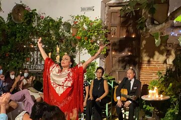 Patio Flamenco La Puerta Ancha