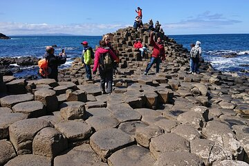 Private Luxury Giants Causeway and Antrim Coast Tour