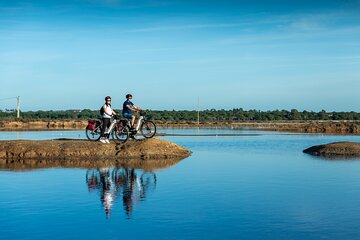Faro City & Ria Formosa Bike Tour