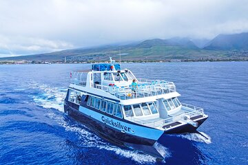 Sunset Dinner Cruise Aboard Quicksilver Serving Prime Rib or Mahi-Mahi (MAUI)