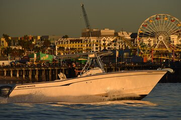 2-Hour Private Marina del Rey and Santa Monica Harbor Cruise
