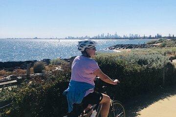 Melbourne Beaches | St Kilda | Luna Park Brighton Bathing Boxes | Cycle Tour