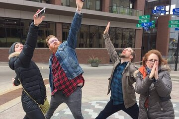 Adventurous Scavenger Hunt in Boston by Zombie Scavengers