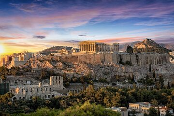 Royalty Athens Sightseeing & Acropolis Museum Half-day tour