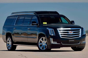 Arrival Private Transfer Las Vegas in Luxury SUV or LIMO Cadillac Escalade up 8p