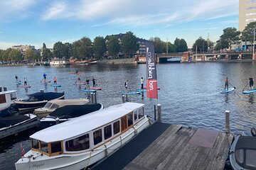 Stand Up Paddleboard Rental in Amsterdam