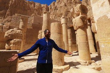Private Day-tour Luxor West Bank, Valley of the Kings & King Tutankhamun Tomb