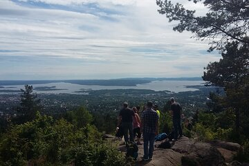 Oslo Nature walks: Forest to Fjord
