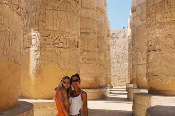 2 day east and west luxor ,karnak ,Hatsheput and valley of the kings
