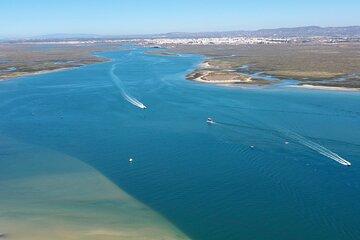 Ria Formosa: Boat Tour of the 3 Islands (Armona / Culatra / Farol / Deserta)