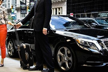Luxury Private Day Transfer from Milan to Linate Airport