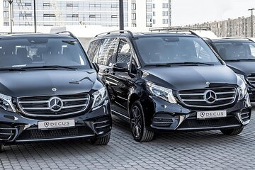 Luxury Private Night Transfer from Milan to Linate Airport