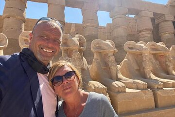 Save 20.00%! East luxor karnak and luxor temple day tour from luxor hotel