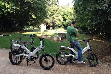 Athens Tour with Electric Bike