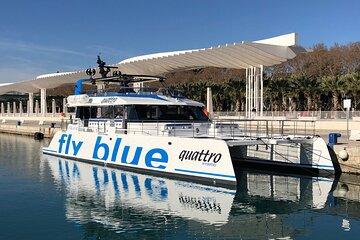 Fly Blue Malaga - Boat Trip