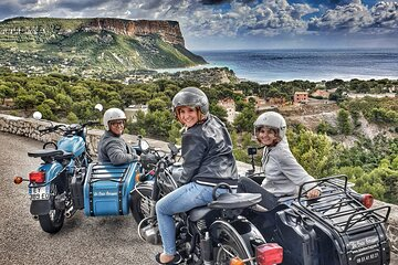 Departure From Marseille: Full day City-Tour Marseille, Wine-Tour Cassis