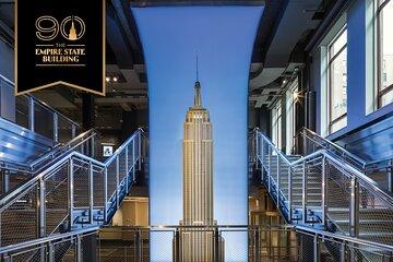 Skip the Line: Empire State Building Premium VIP Tour Ticket