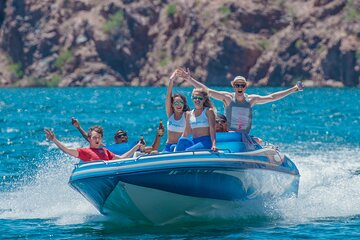 VIP Ultimate Speed Boats and Machine Gun Shooting Adventure with Hoover Dam