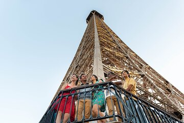 Eiffel Tower Summit Access with Audio Guided Visit and Optional Cruise
