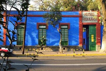 Tickets to Frida Kahlo Museum & Diego Rivera Anahuacalli