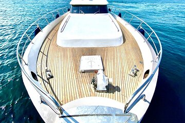 Bosphorus Luxy Yacht sightseeing, up to 10person, optional swimming or rental