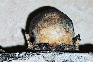 The Skull with the Ears: the Cult of the Dead in the Church of S. Luciella