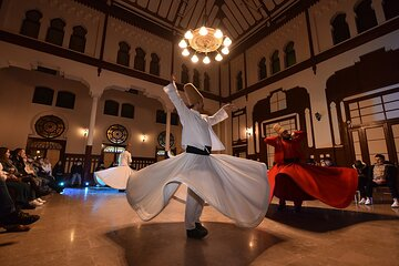 Istanbul: Original Whirling Dervish Ceremony