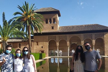 Alhambra, Generalife Gardens and Nasrid Palaces with Priority Access