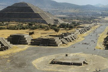 Skip-the-line admission to the Archaeological Zone of Teotihuacan