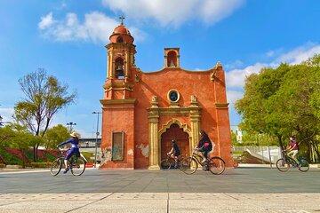 Half-Day Small-Group Historical Center Mexico City Tour