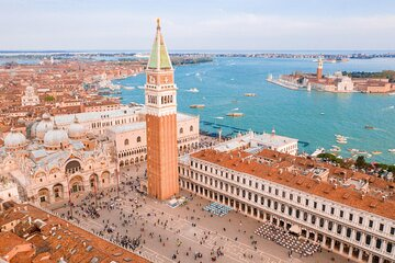 Best of Venice Tour with St Mark's Basilica and Grand Canal Boat tour